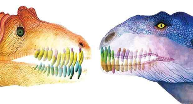 Predátoři mají vyměnitelné zuby: Od dinosaurů, přes řraloky až po piraně