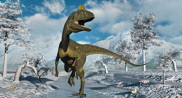 Proč vyhynuli dinosauři? Nepřežili ledové peklo