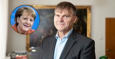 """Diplomat Jindrák pro Blesk: Merkelová byla """"normální ženská"""", uklidnila i Trumpa"""