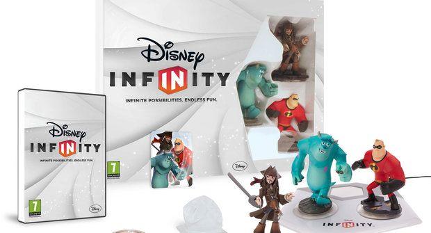 Disney Infinity je Disney v kostce. Doslova!