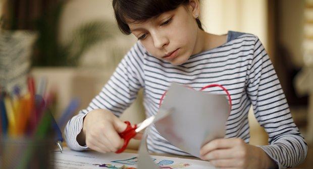 Jak slepovat papírové modely: Přípravné práce