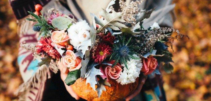 7 tipů na výrobu podzimních dekorací (nejen) na dveře