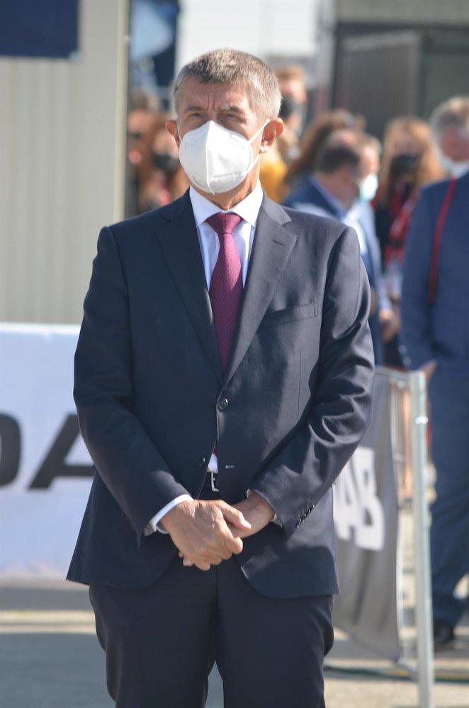 Dny NATO 2020 v Mošnově: Diváci dorazit nemohli, premiér Babiš děkoval vojákům