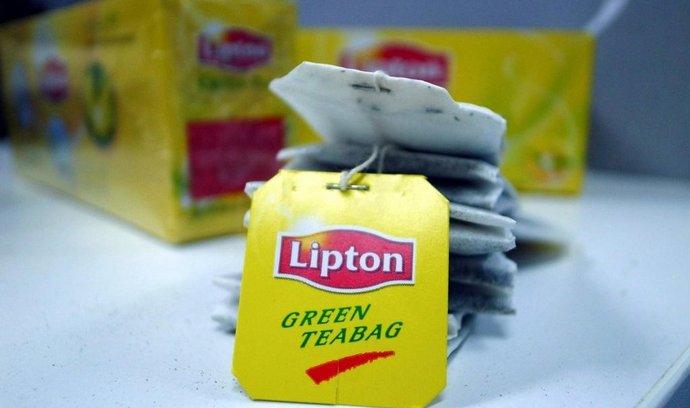 Do koncernu Unilever patří i výrobce čaje Lipton
