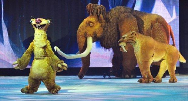 Jak bude vypadat Ice Age Live? Podívejte se