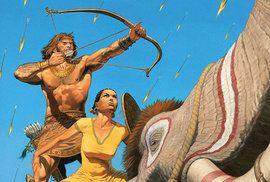 Conan bez Conana: Když Skýtové obětovali nahé otrokyně