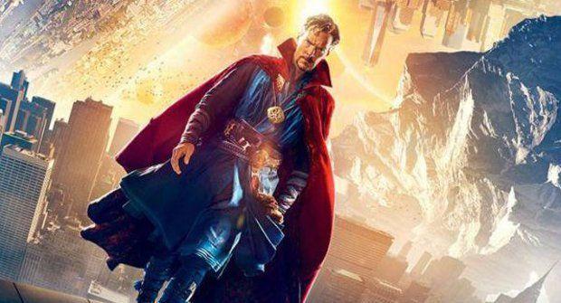 Galerie: Doctor Strange vám zamotá hlavu