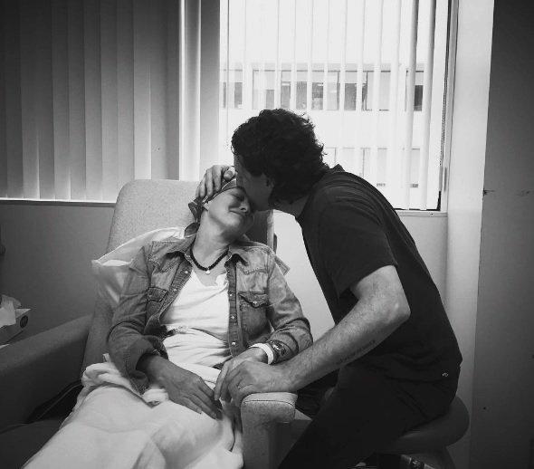Shannen Doherty na chemoterapii