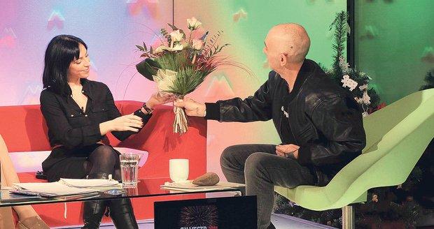 Na Silvestra 2011 oznámili v přímém přenosu, že se rozvádějí