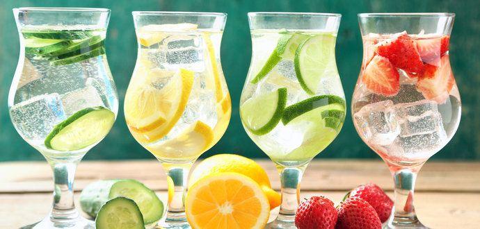 Dokonalé osvieženie: domáce limonády