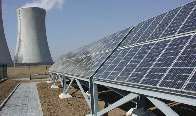 elektrárna, elektřina, ilustrační foto