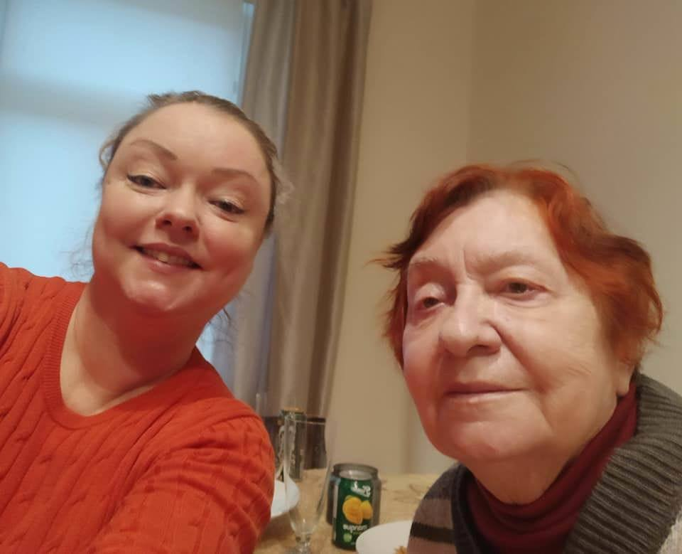 Dominika Gottová s maminkou Antonií