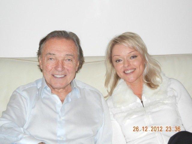 Dominika Gottová s tátou