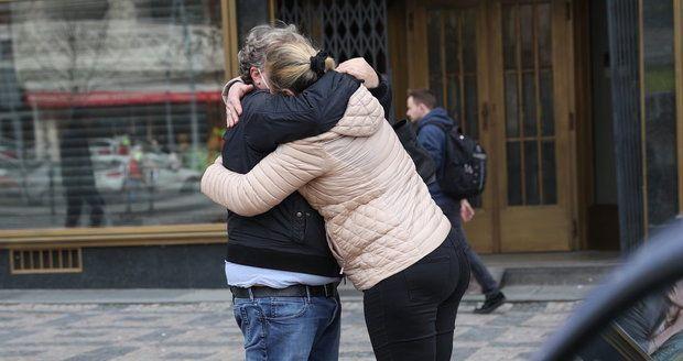 Dominika Gottová se držela za ruku s Gabrielem