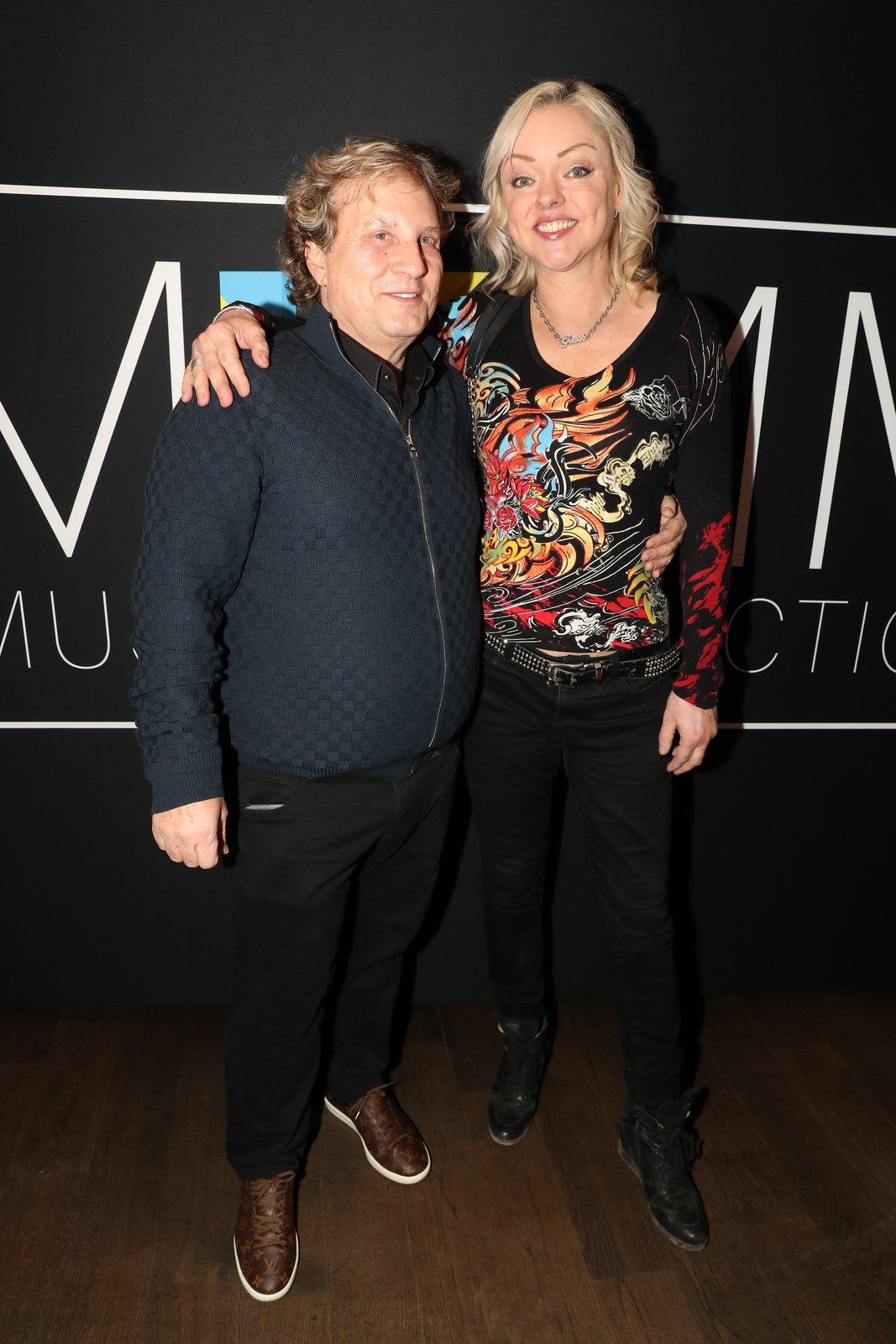 Dominika Gottová s Gabrielem slavila jeho narozeniny v únoru 2020