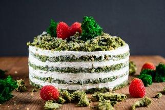 Nejkrásnější mechové dorty a další jarní dezerty inspirované přírodou