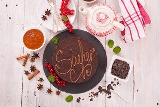 Sacherův dort: Miluje ho celý svět, ale originál je jen jeden