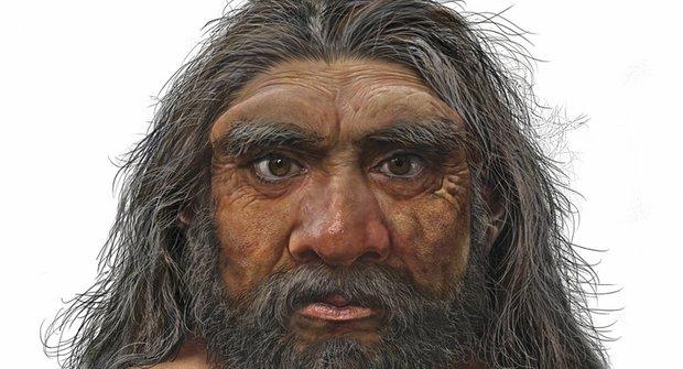 Dračí muž: Nový lidský druh? Přepíšeme učebnice?