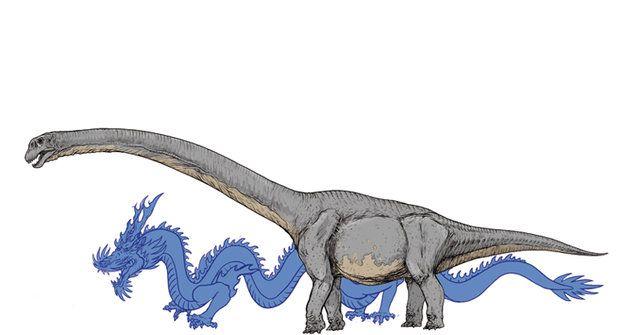 Drak z Čchi-ťiang: Dinosaurus nebo bájná příšera?
