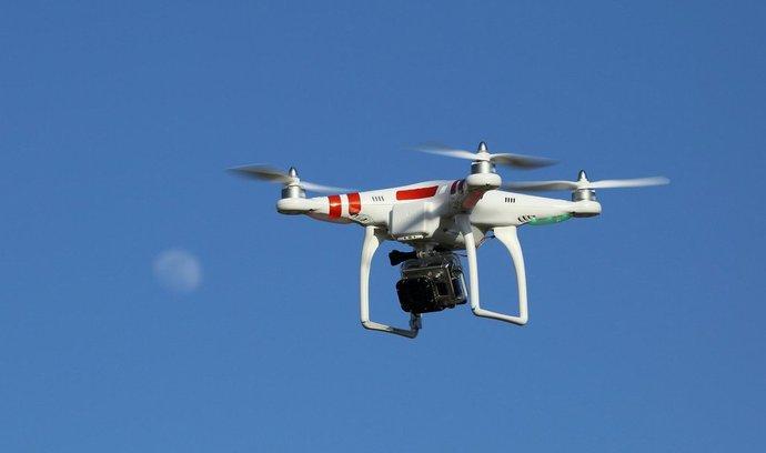 Dron (ilustrační foto)