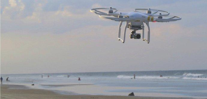 Když drony chytají drony