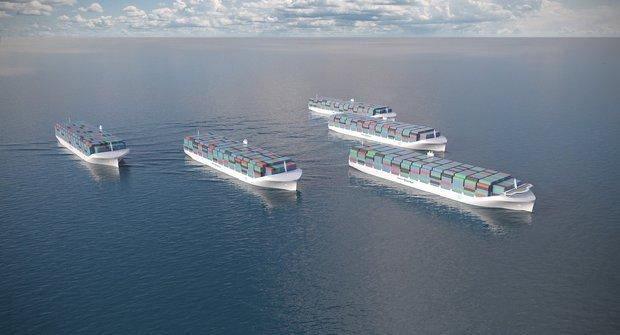 Vodní drony ve výrobě: Místo vzduchu ovládnou moře