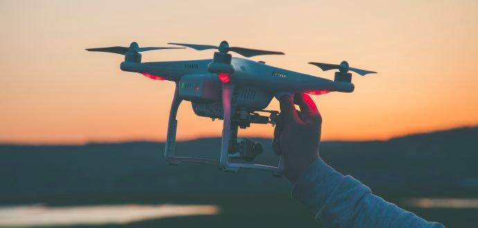 Užijte si nezapomenutelné léto s dronem