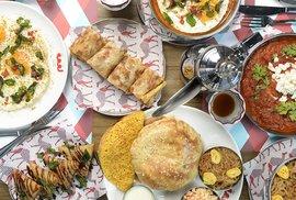 Skryté gastronomické skvosty Dubaje
