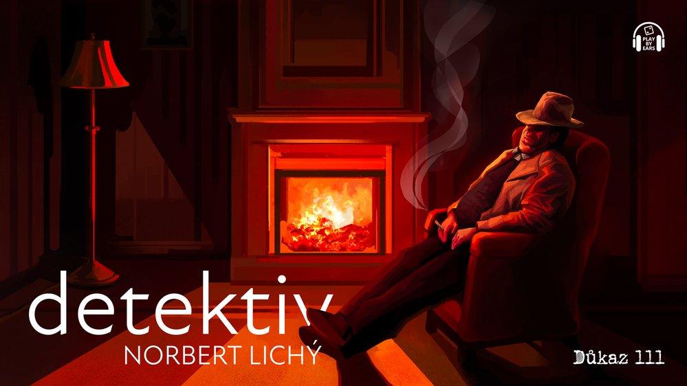 První česká audiohra Důkaz 111