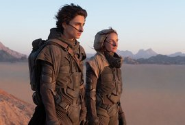 Film Duna: Pomalá adaptace proniká štítem
