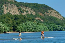 Putování kolem Dunaje. Vydejte se s námi fascinující krajinou evropského veletoku