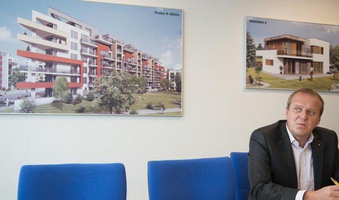 Dušan Kunovský, předseda představenstva společnosti Central Group
