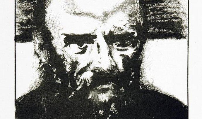 Dvojice talentů. Aktuální expozice představuje nepříliš známé grafiky Emila Filly a dílo dosud málo vystavovaného sochaře Vincence Vinglera