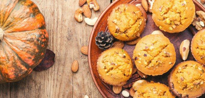 Dýně nasladko: recepty na nejlepší dýňové muffiny a koláč