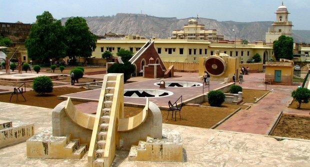 Džantar Mantar: Největší sluneční hodiny na světě