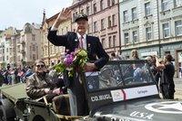 Zemřel veteránEarl Ingram (†99). Za války pomohl osvobodit Plzeň, rád se do Čech vracel