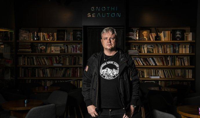 Eccentric club, Jakub Horák