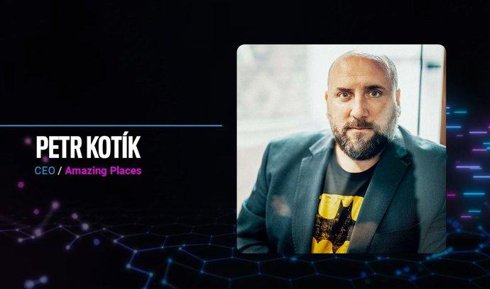 Petr Kotík, Amazing Places