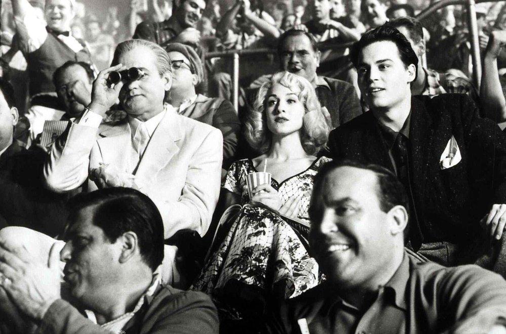 Tim Burton v roce 1994 natočil film, který pojednává o Woodově životě. Zahrála si v něm i Sarah Jessica Parker.