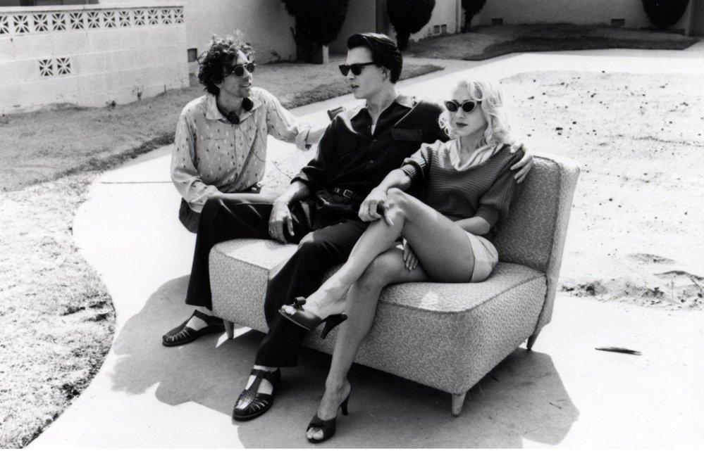 Tim Burton v roce 1994 natočil film, který pojednává o Woodově životě.