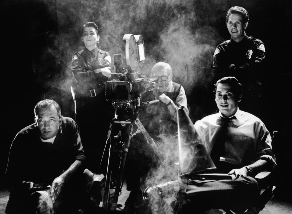 Film Ed Wood Tima Burtona je považován za jeden z jeho nejlepších.
