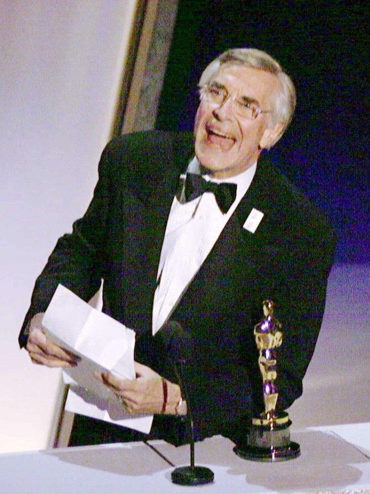 Za vedlejší roli Bely Lugosiho ve filmu Ed Wood si Oscara odnesl herec Martin Landau.
