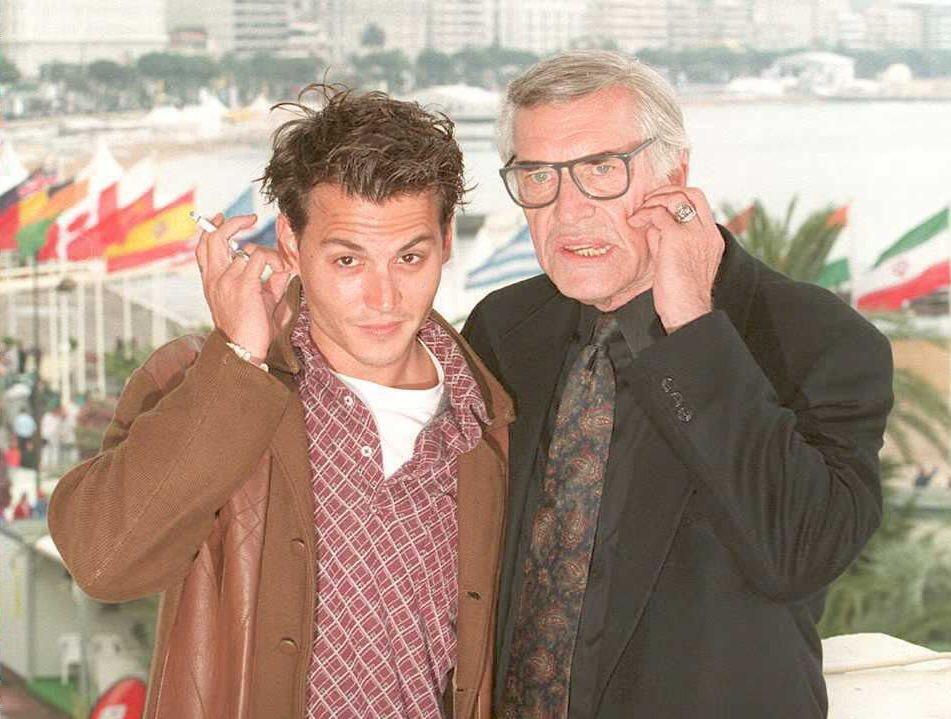 Johny Depp si zahrál Eda Wooda ve filmu Tima Burtona.