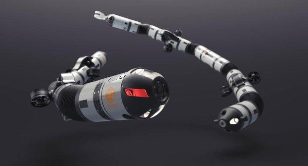 EELY500: Robotický úhoř