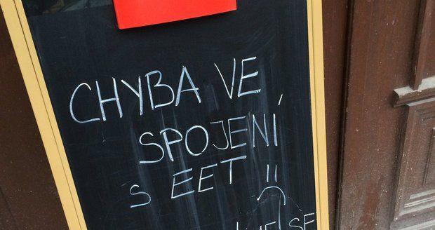 V brněnské pizzerii Carpe diem na třídě kapitána Jaroše zavřeli