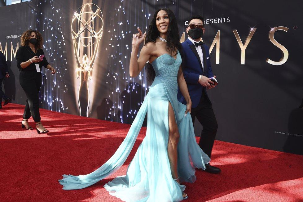 Udílení cen Emmy se uskutečnilo po covidové pauze (19.9.2021).