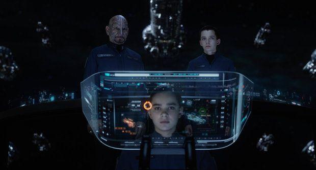 Nové a patřičně parádní fotky k Enderově hře jsou tady