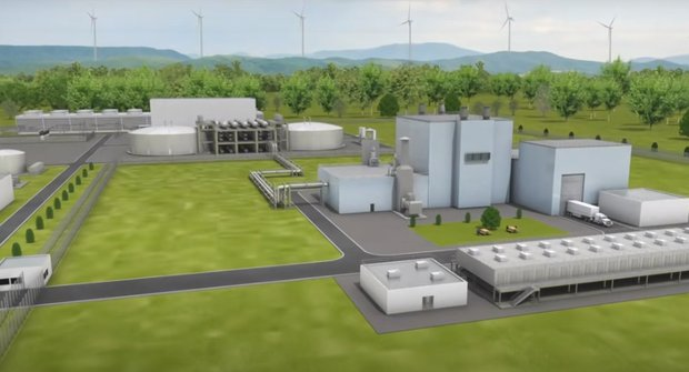 Energie budoucnosti: Reaktor miliardářů uloží elektřinu do soli