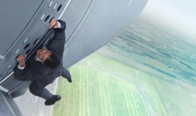 Ethan Hunt se pouští do další nemožné mise