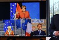 Babiš i Merkelová naposledy na summitu: V Bruselu budou řešit předražené energie